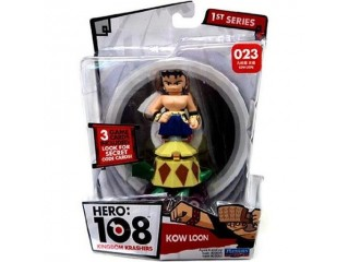 HERO 108 KINGDOM KRASHERS KOW LOON FIGURU