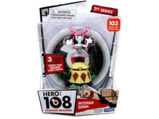 HERO 108 KINGDOM KRASHERS MISKIN SONIA FIGURU