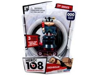 HERO 108 KINGDOM KRASHERS OYUNBOZAN FIGURU