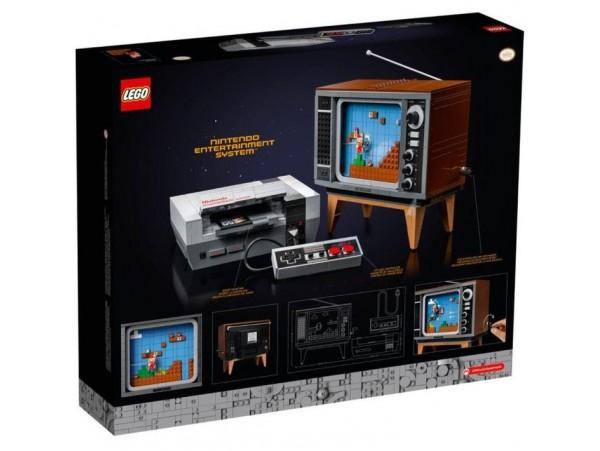 Lego 71374 Nintendo Entertainment System 2646 Parca