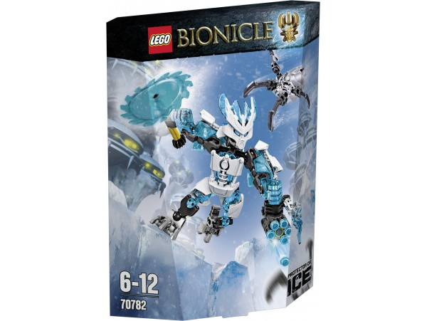 LEGO BIONICLE PROTECTOR OF ICE 70782