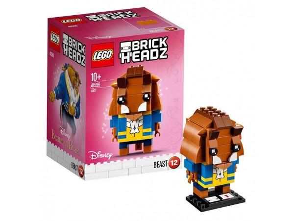LEGO BRICKHEADZ DISNEY BEAST FIGURU