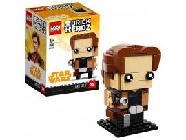 LEGO BRICKHEADZ HAN SOLO STAR WARS FIGURU