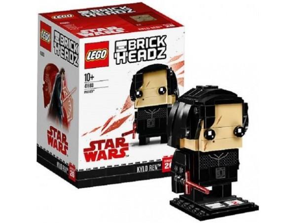 LEGO BRICKHEADZ KYLO REN STAR WARS FIGURU