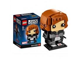LEGO BRICKHEADZ MARVEL BLACK WIDOW FIGURU