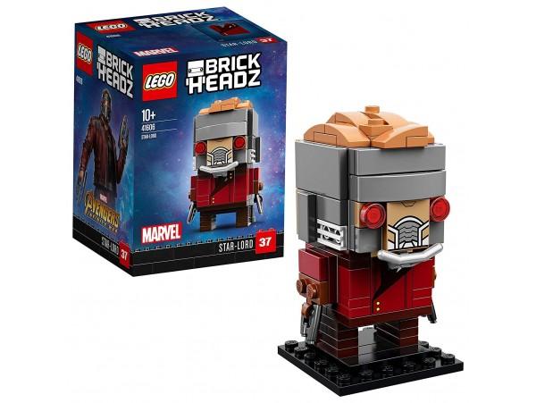 LEGO BRICKHEADZ MARVEL STAR-LORD FIGURU