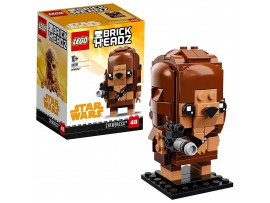 LEGO BRICKHEADZ STAR WARS CHEWBACCA FIGURU