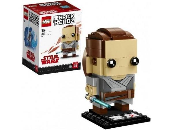 LEGO BRICKHEADZ STAR WARS REY FIGURU