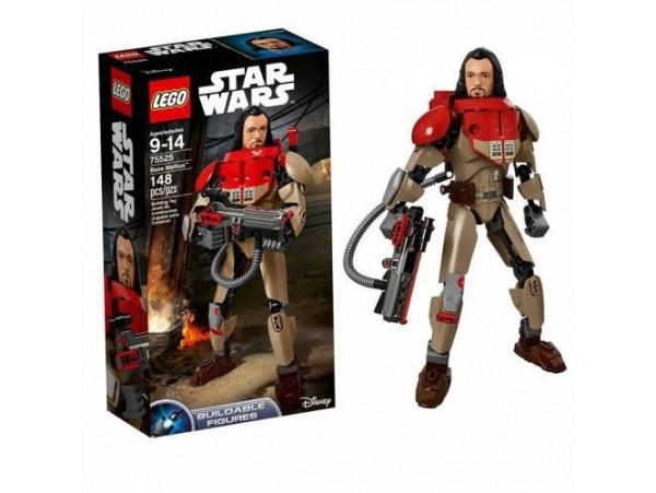 LEGO BUILDABLE STAR WARS BAZE MALBUS FIGURU