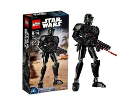 LEGO BUILDABLE STAR WARS IMPERIAL DEATH TROOPER FIGURU