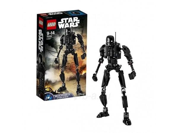 LEGO BUILDABLE STAR WARS K-2SO FIGURU