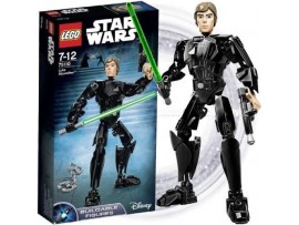 LEGO BUILDABLE STAR WARS LUKE SKYWALKER  FIGURU