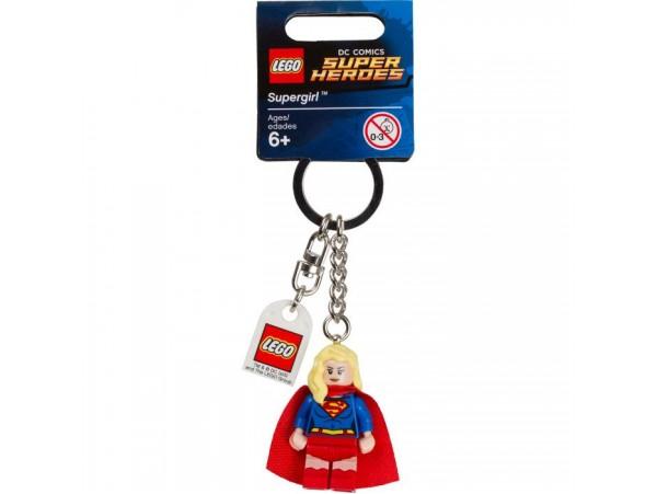 Lego Dc Supergirl Anahtarlık 853455