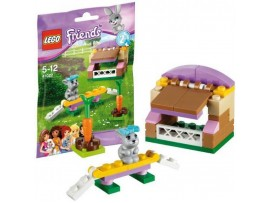 LEGO FRIENDS - BUNNY'S HUTCH 41022