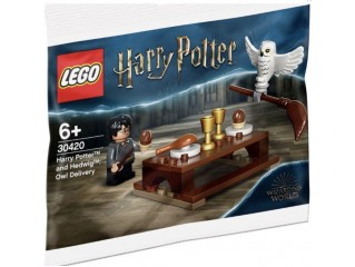 LEGO HARRY POTTER AND HEDWIG OWL DELIVERY 30420