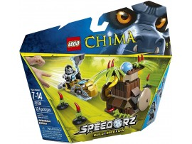 LEGO LEGENDS OF CHIMA SPEEDORZ BANANA BASH 70136