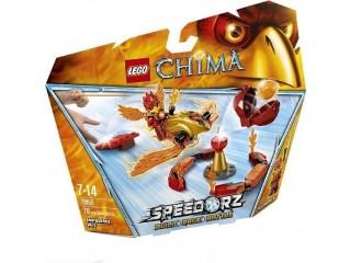 Lego Legends Of Chima Speedorz Fluminox 70155