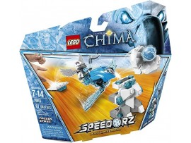 LEGO LEGENDS OF CHIMA SPEEDORZ FROZEN SPIKES 70151