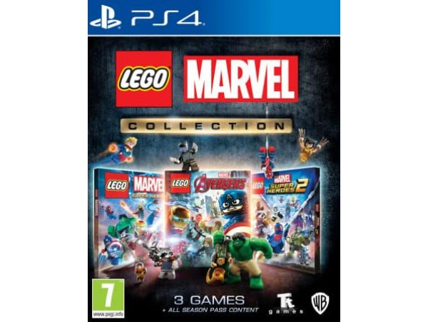 LEGO MARVEL COLLECTION 3 OYUNLU PAKET