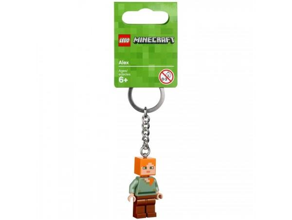 Lego Minecraft Alex Anahtarlık 853819