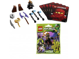 LEGO NINJAGO BOOSTER PACKS - BYTAR 9556