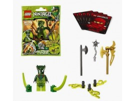 LEGO NINJAGO BOOSTER PACKS - LIZARU 9557