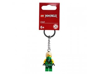 LEGO NINJAGO LLOYD ANAHTARLIK (LEGACY WITH HAIR) 853997