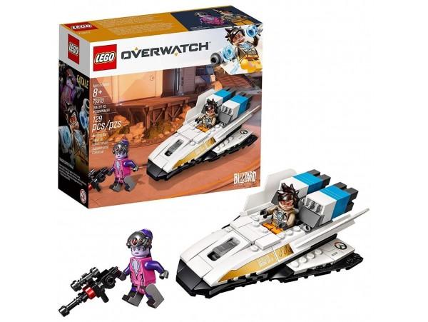 LEGO OVERWATCH TRACER VS WIDOWMAKER 75970