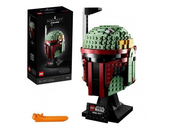 LEGO STAR WARS 75277 BOBA FETT KASKI
