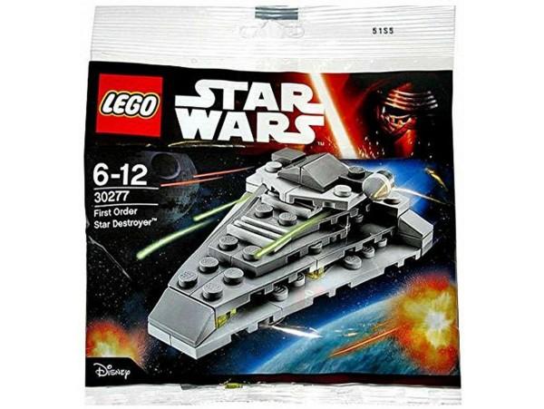LEGO STAR WARS FIRST ORDER STAR DESTROYER 30277