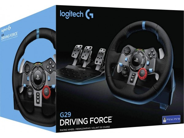 LOGITECH G29 DRIVING FORCE DIREKSIYON PC/PS4 DISTRIBUTOR GARANTILI