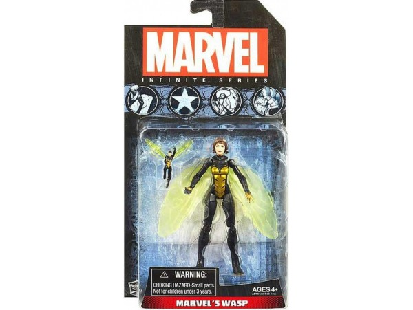 MARVEL INFINITE SERIES HASBRO MARVEL'S WASP ACTION FIGUR 10CM