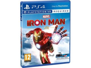 Marvel Iron Man Playstation Vr Oyunu - Vr Gerektirir!!