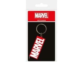 Marvel Logo - Lisansli Anahtarlık