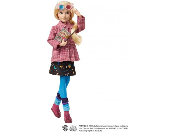 Mattel Harry Potter - Luna Lovegood  Figürü 26cm