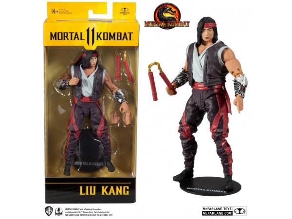 McFarlane Toys - Mortal Kombat 11 - Liu Kang Action Figür 18 cm