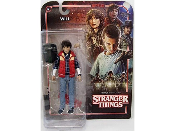 MCFARLANE TOYS STRANGER THINGS WILL 18CM FIGUR