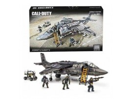 MEGA BLOKS CALL OF DUTY COMBAT FIGHTER SET 652 PARCA