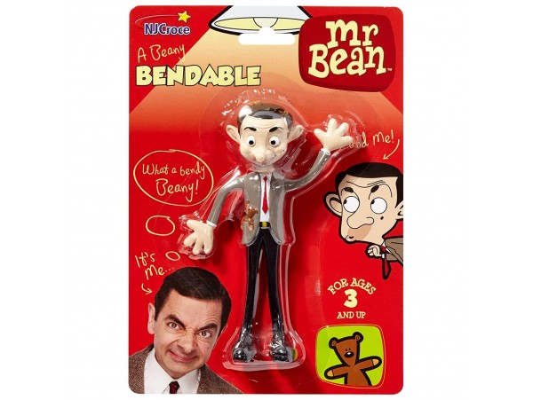 MR. BEAN BENDABLE FIGUR 14CM