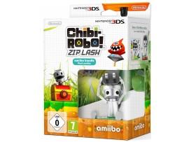 NINTENDO 3DS CHIBI ROBO ZIP LASH SPECIAL EDITION