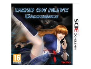 NINTENDO 3DS DEAD OR ALIVE DIMENSIONS