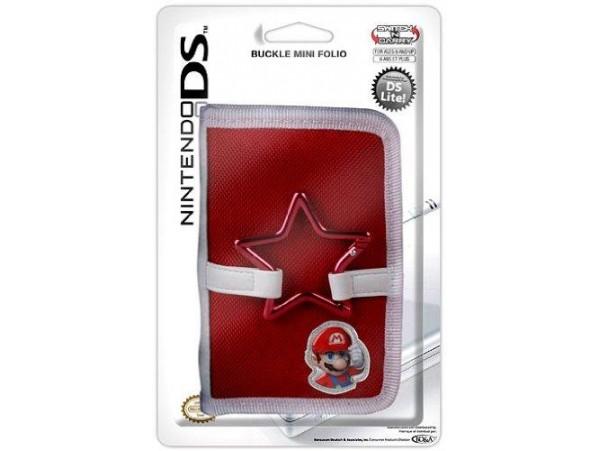 NINTENDO 3DS-DSL-DS UYUMLU TASIMA CANTASI KIRMIZI