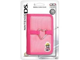 NINTENDO 3DS-DSL-DS UYUMLU TASIMA CANTASI PEMBE