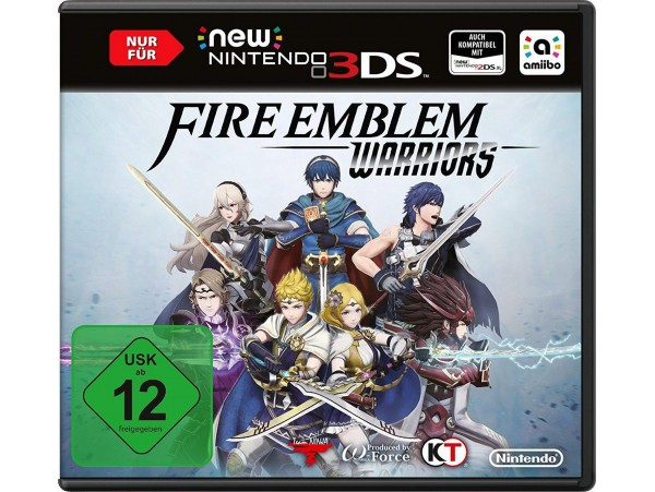 NINTENDO 3DS FIRE EMBLEM WARRIORS
