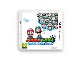 NINTENDO 3DS MARIO LUIGI DREAM TEAM BROS