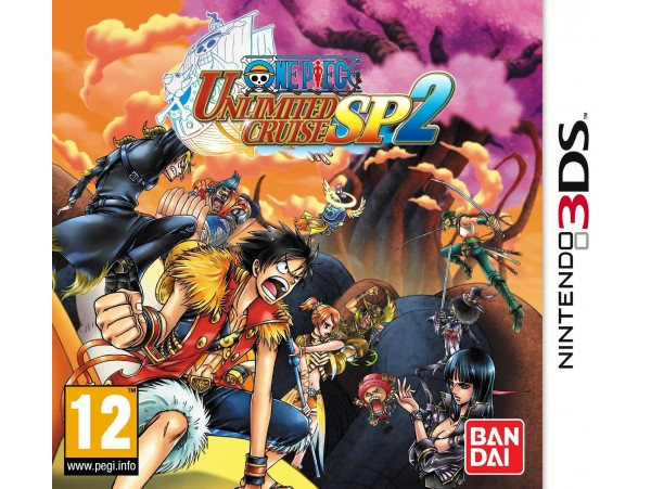NINTENDO 3DS ONE PIECE UNLIMITED CRUISE SP 2