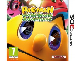 NINTENDO 3DS PAC MAN