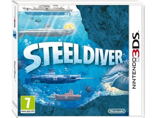 NINTENDO 3DS STEEL DIVER