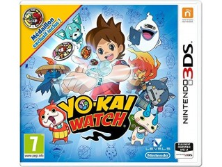 NINTENDO 3DS YO-KAI WATCH