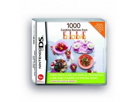 NINTENDO DS 1000 COOKING RECIPES FROM ELLE A TABLE